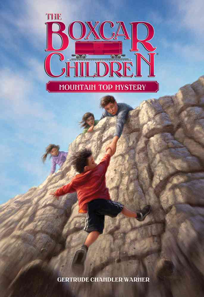 Mountain Top Mystery By Warner, Gertrude Chandler/ Cunningham, David (ILT)